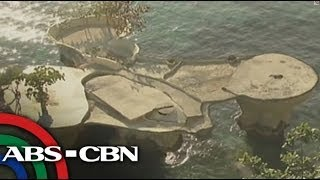 Demolition of Boracay West Cove Resort was implemented!