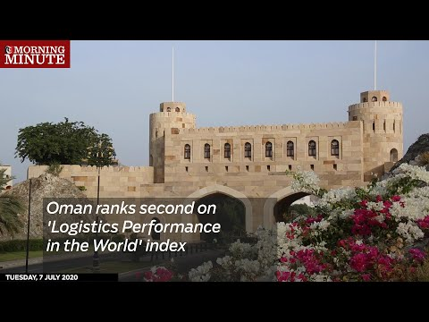 Oman ranks second on 'Logistics Performance in the World' index
