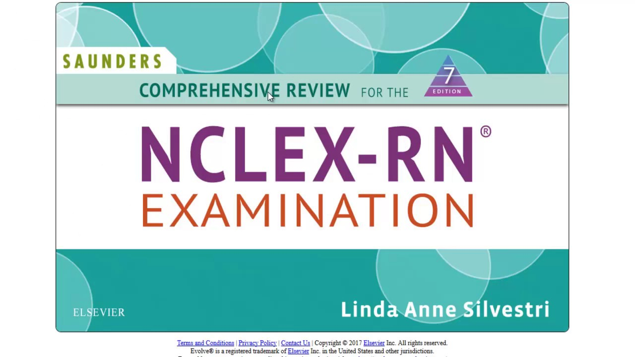 How to Create an NCLEX style exam using Saunders