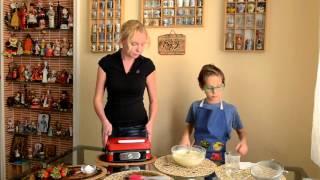 вафли венские рецепт для вафельницы на кефире