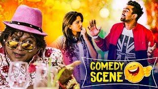 Dhruva Sarja Comedy Scenes | South Indian Hindi Dubbed Best Comedy Scene | Dhruv Sarja Comedy | #1