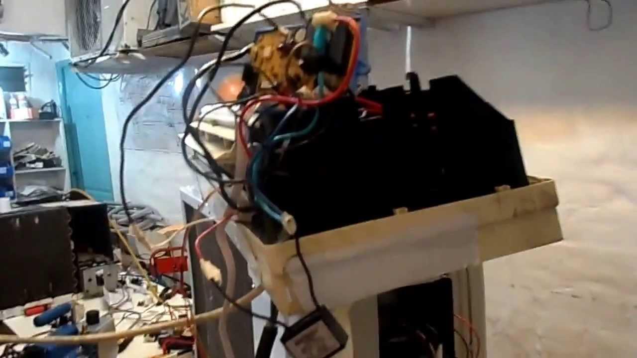Aire acondicionado como hacer funcionar placa electr nica for Placa electronica aire acondicionado
