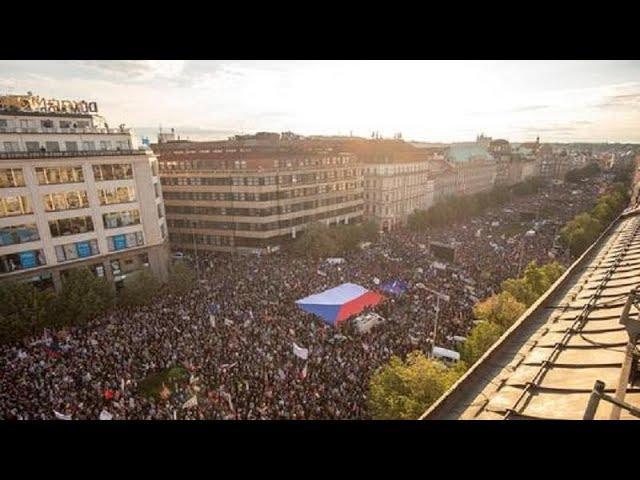 <span class='as_h2'><a href='https://webtv.eklogika.gr/' target='_blank' title='Τσεχία: Αντικυβερνητικές διαδηλώσεις'>Τσεχία: Αντικυβερνητικές διαδηλώσεις</a></span>