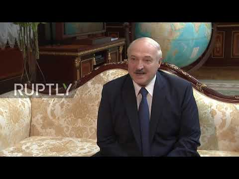 Belarus: Lukashenko meets with Russian ambassador in Minsk