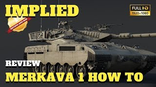 War Thunder - Review - Merkava 1 was kann er und wie groß ist der Aufwand ihn zu bekommen
