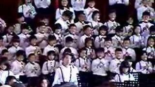 江井島小学校5年生音楽会