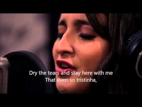 9 meses - Bárbara Dias with English lyrics