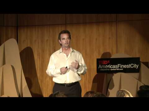 The Coming Wave of Social Entrepreneurship: Jeffery Church at TEDxAmericasFinestCity 2011