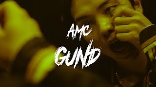 AM-C - GUND 💘 [Official MV] Prod by. Man on the moon