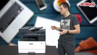 Xerox B1025 - Test i Recenzja PCWorld