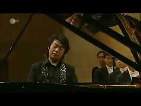 Mozart - Lang Lang -  Sonata in C Major K. 330  3rd Movement