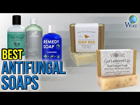 10 Best Antifungal Soaps 2017