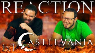 "Castlevania 1x1 REACTION!! ""Witchbottle"""