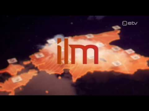 Weather Intro - Estonia (ETV/ERR)