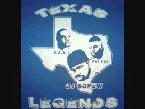 DJ Screw Chapter 57: Wineberry Over Gold - Fat Pat Freestyle