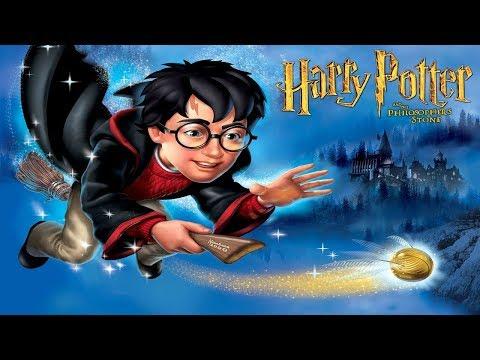 Гарри Поттер и философский камень - прохождение игры