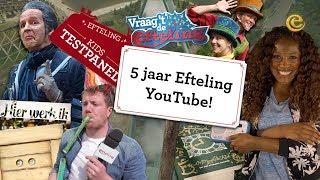 high five 5 jaar efteling op youtube efteling
