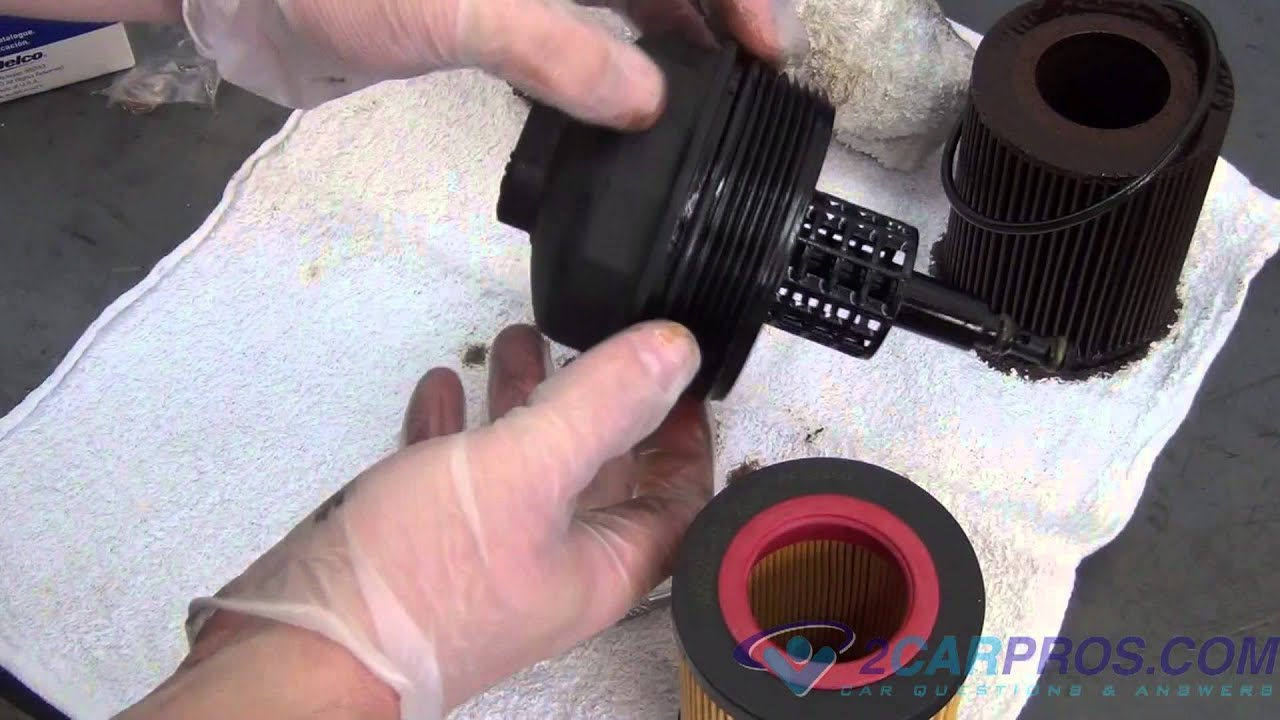 Oil change filter replacement bmw 5 series 2003 2010 youtube solutioingenieria Image collections