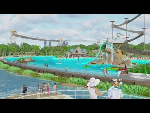 Jungle Island Getting $20 Million Makeover With Rivers, Zip Lines
