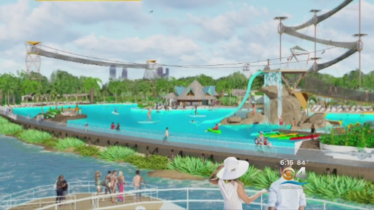 Jungle Island Getting 20 Million Makeover With Rivers Zip Lines Cbs Miami