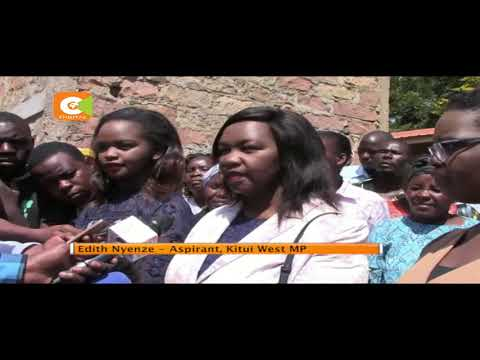 Party primaries for Kitui West by-election kicks off