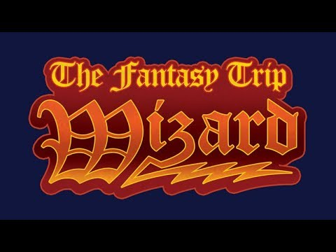 Wizard Example Play - The Fantasy Trip