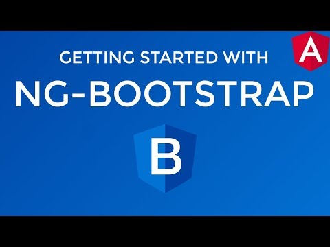 Getting Started with ng-bootstrap in Angular 6