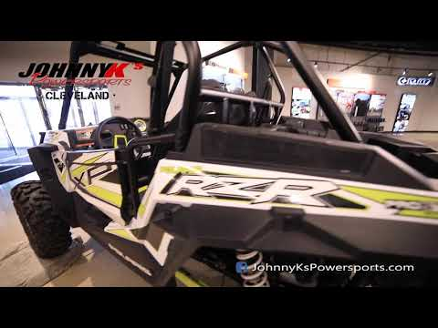 Polaris RZR For Sale In Cleveland, Ohio At Johnny K's Powersports