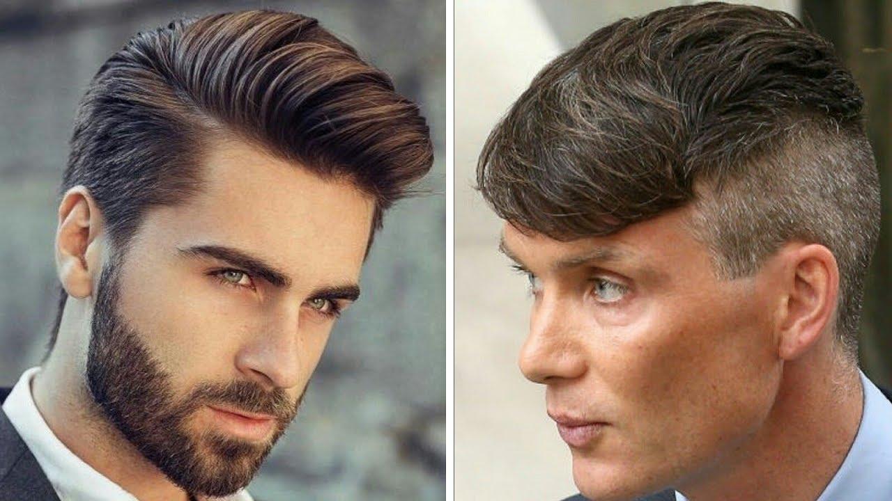 Cortes De Pelo De Hombres Moda 2020 Tendencias En Degradado Tupé Peinado Arreglo
