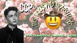 Tips, Tricks, and Transitions|Cute Cut Pro