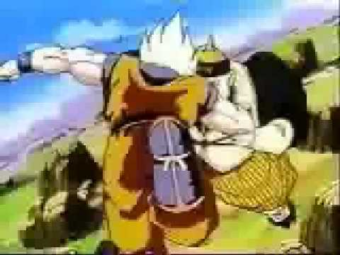 Dragon ball z music video 6 Some Bodies Gonna Get It