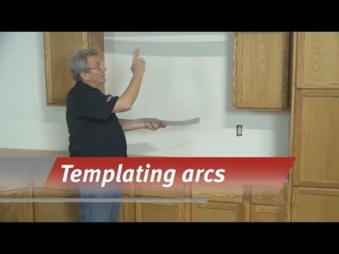 LT-2D3D - Templating Arcs