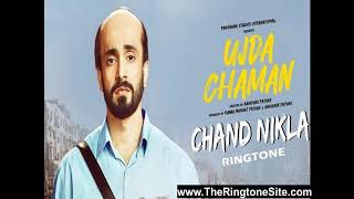 chand-nikla-new-song-ujda-chaman-movie-2019-ringtone