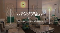 Total Constrution & Remodeling - Nail Bar and Beauty Lounge in Beverly Hills