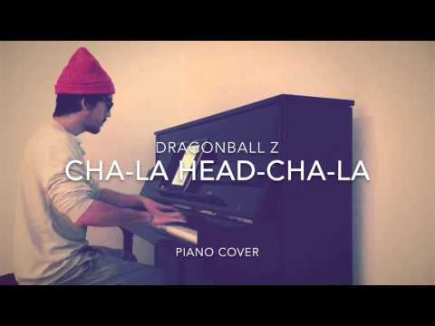 Dragon Ball Z - Cha-La Head-Cha-La (Opening 1) (Piano Cover and Sheets)