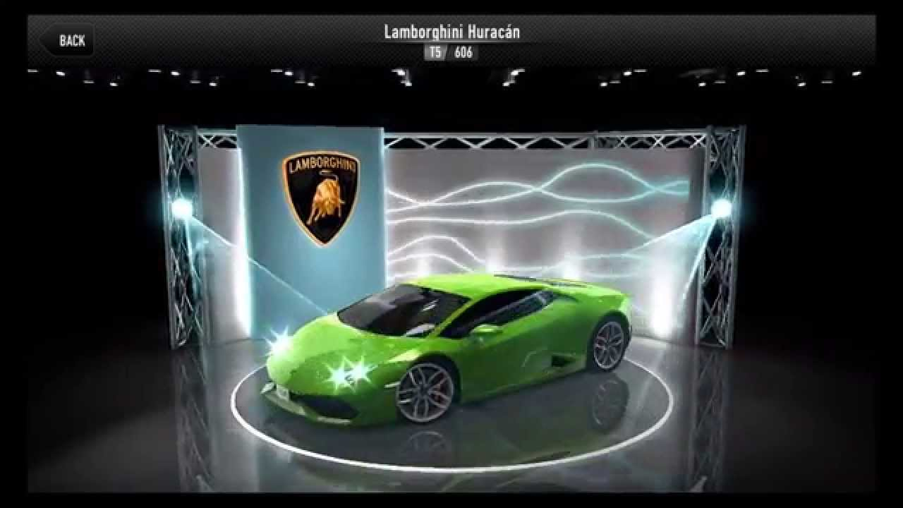csr racing new lamborghini huracan update youtube. Black Bedroom Furniture Sets. Home Design Ideas