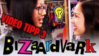 Tipp #3 für das perfekte Video: Ideen! - BIZAARDVARK | Disney Channel