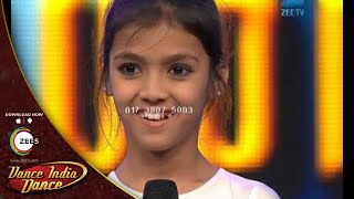 DID L'il Masters Season 3 Final Auditions - Episode 5 - March 15 2014 - Teriya And Aditi