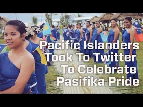 Pacific Islanders Took To Social Media To Celebrate Pasifika Pride Day