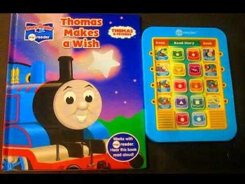 MeReader THOMAS & FRIENDS Thomas Makes A Wish
