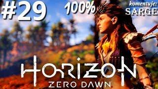 Zagrajmy w Horizon Zero Dawn (100%) odc. 29 - Polowanie bandytów na żyrafa