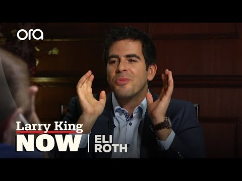 I Shot A Video With Marilyn Manson And Lana Del Rey | Eli Roth ...
