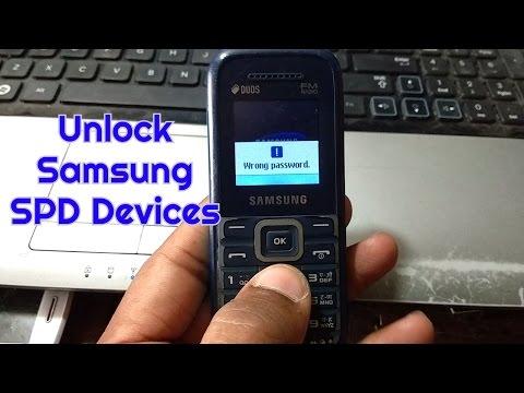 How To Unlock Phone Lock of Any Samsung SPD Phone