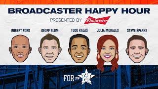 Broadcaster Happy Hour 7/02/20