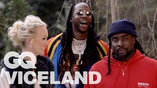 2 Chainz and Wale Meet a $500K Matchmaker | Most Expensivest | VICELAND & GQ