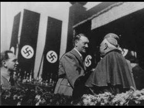 Vatican and Nazi Germany Connection Documentary You Decide