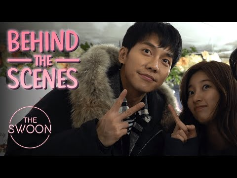 [Behind the Scenes] Lee Seung-gi and Suzy's on-set hijinks with Team Vagabond | Vagabond [ENG SUB]