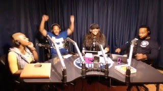 The Roll Out Show - Guest host: Comedian Precious 11 20 15 pt 2 of 2