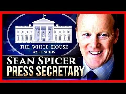 NORTH KOREA: Donald Trump Press Secretary Sean Spicer Press Briefing Conference 5/1/17 PUTIN, RUSSI