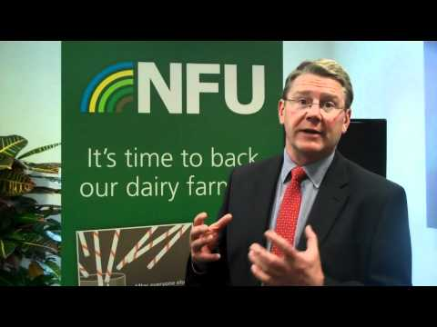 NFU dairy lobbying event, Westminster, May 17 2011